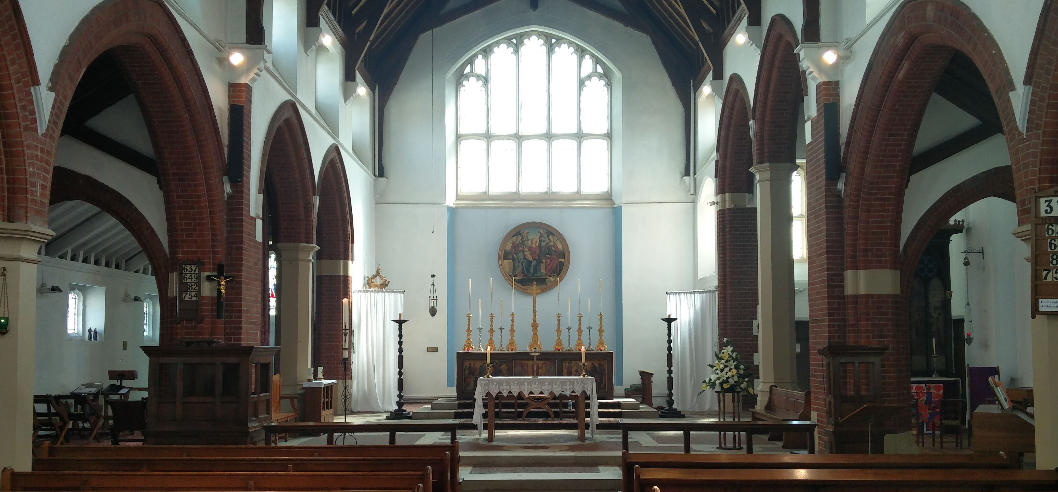 Saint Luke the Evangelist, Gillingham, Kent